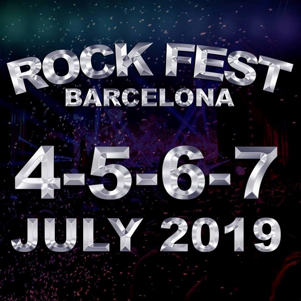 Rock Fest · Barcelona