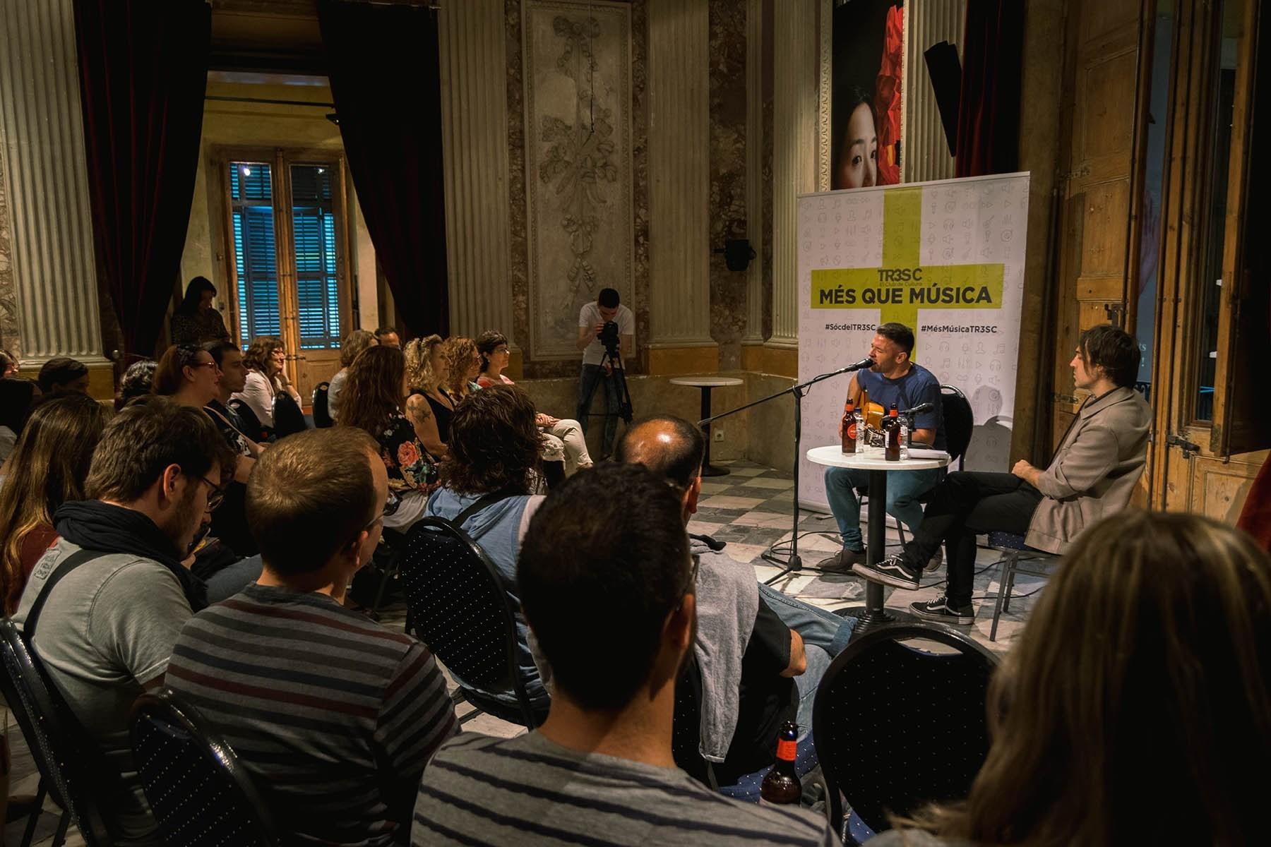 #MésQueMúsica amb Joan Rovira