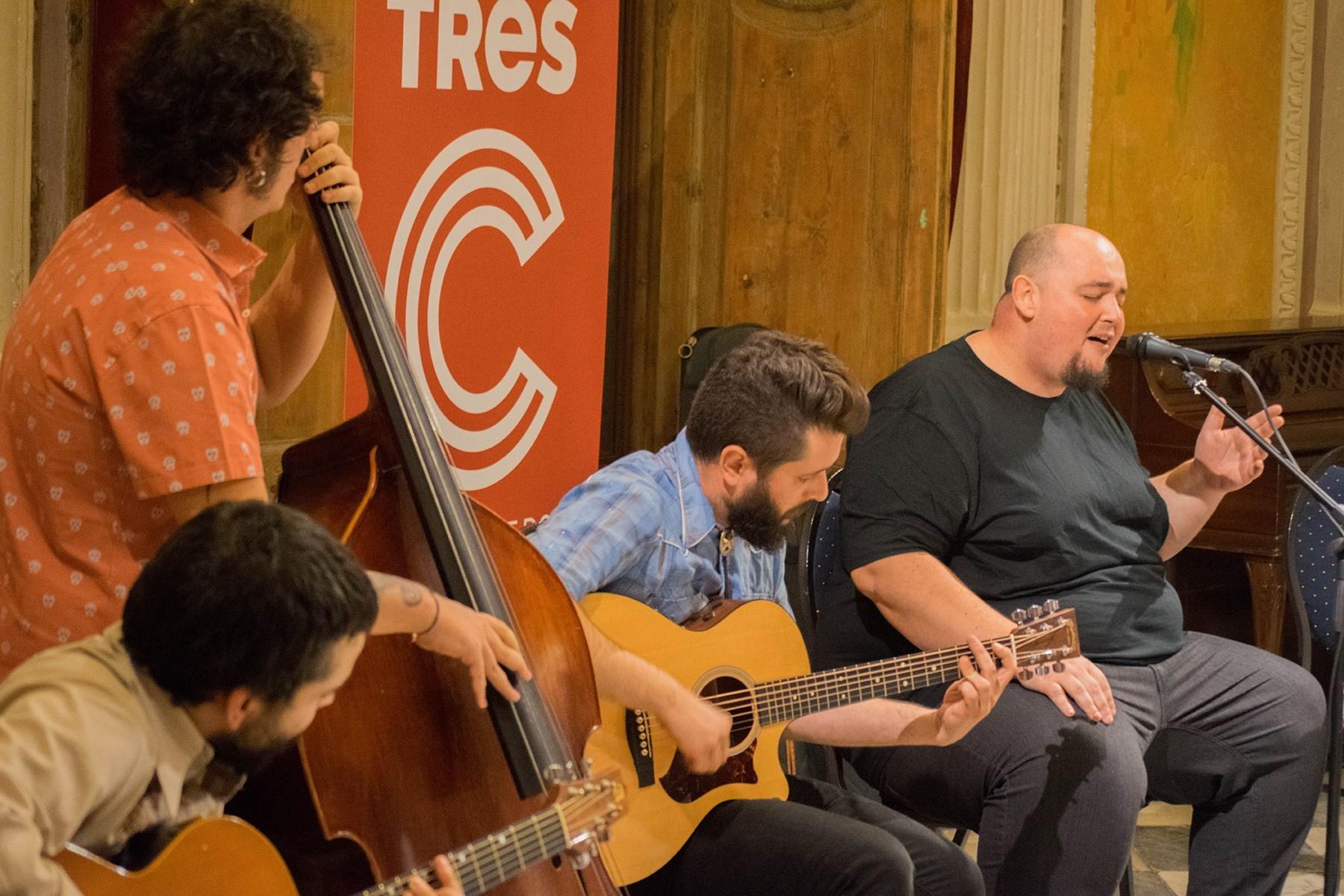 #MésQueMúsica amb A Contra Blues