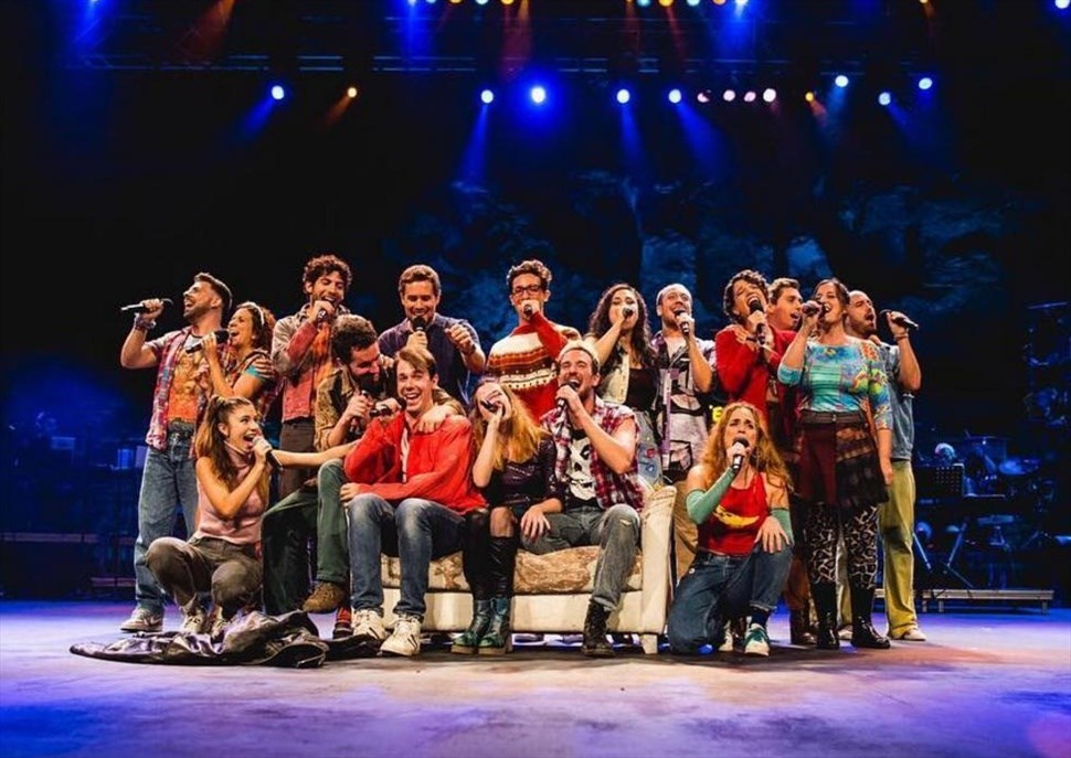Rent, el musical : un canto a la vida -  ONYRIC Teatre Condal