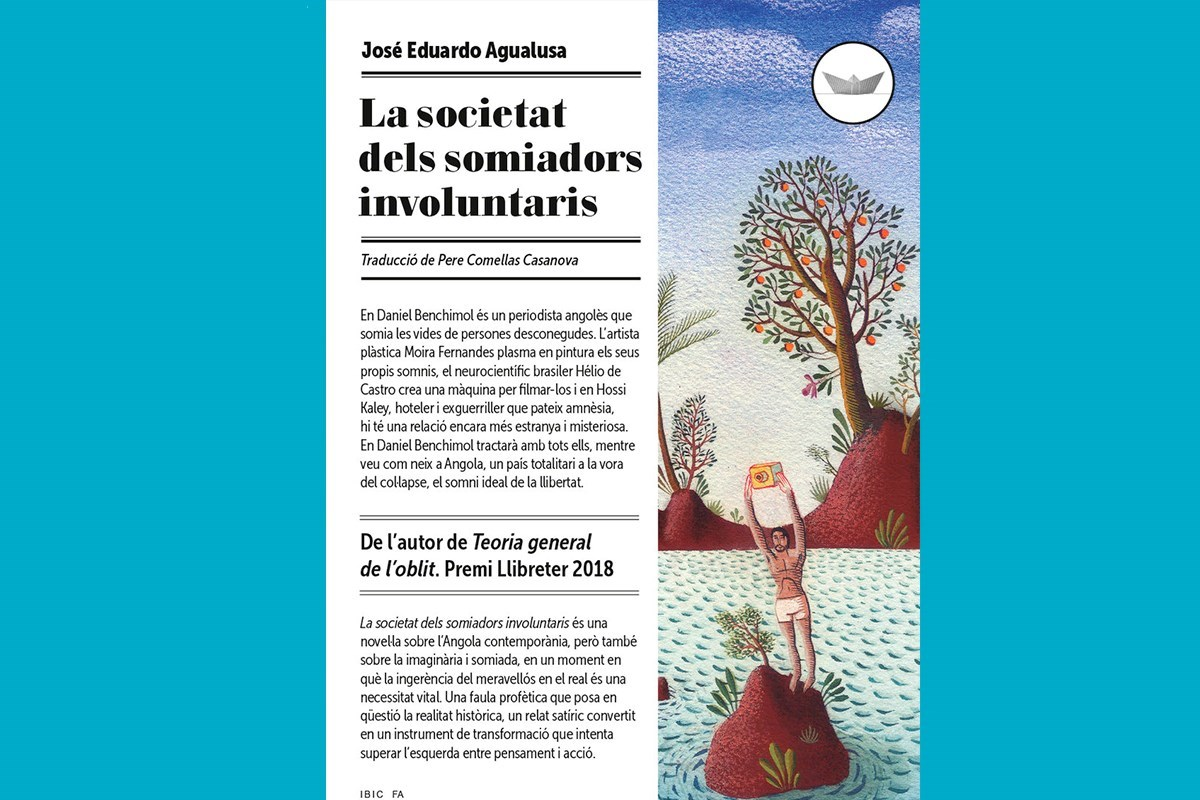 La societat dels somiadors involuntaris de José Eduardo Agualusa (Edicions del Periscopi)