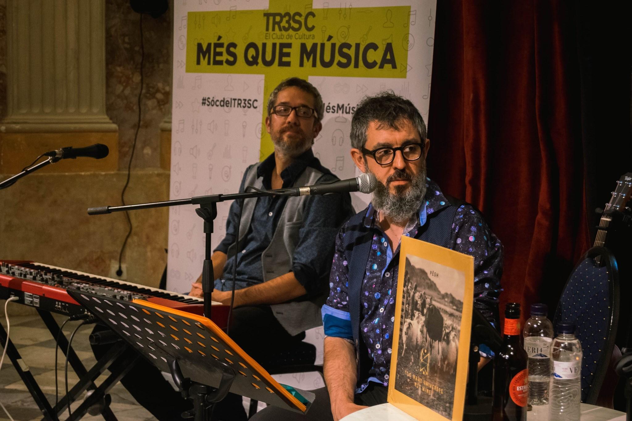 #MésQueMúsica amb Pësh