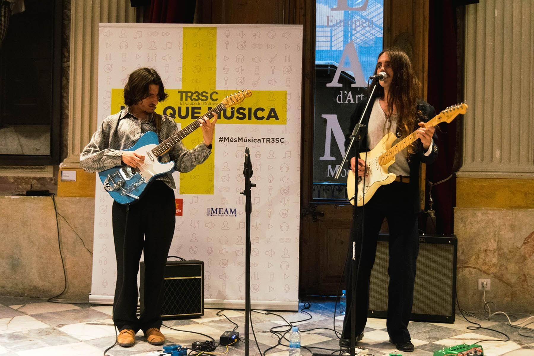 #MésQueMúsica amb Ljubliana & the Seawolf