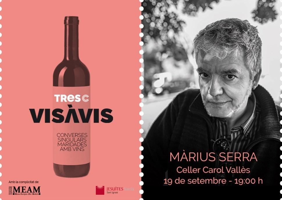 Vis à vis TRESC amb Màrius Serra