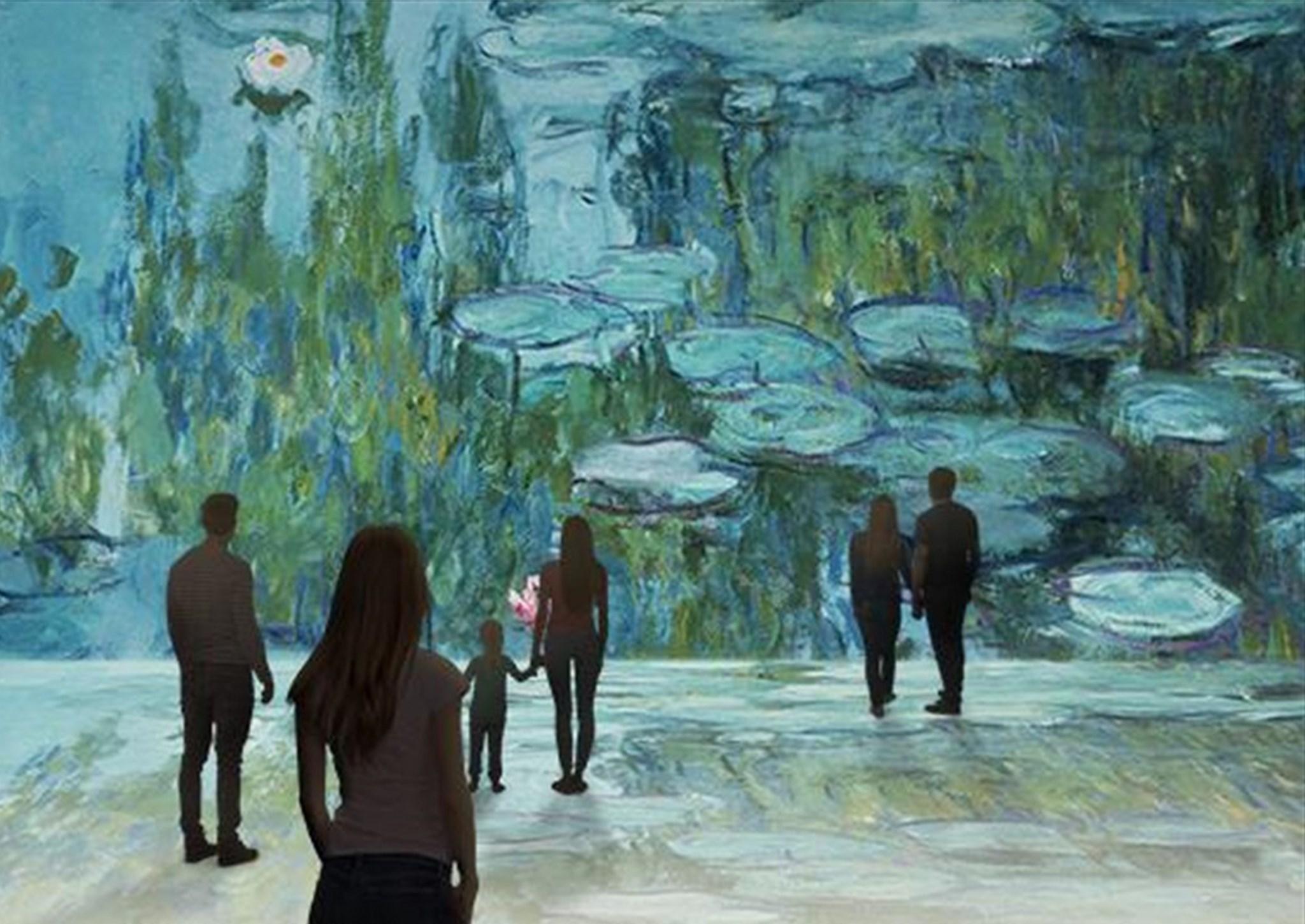 Monet · IDEAL