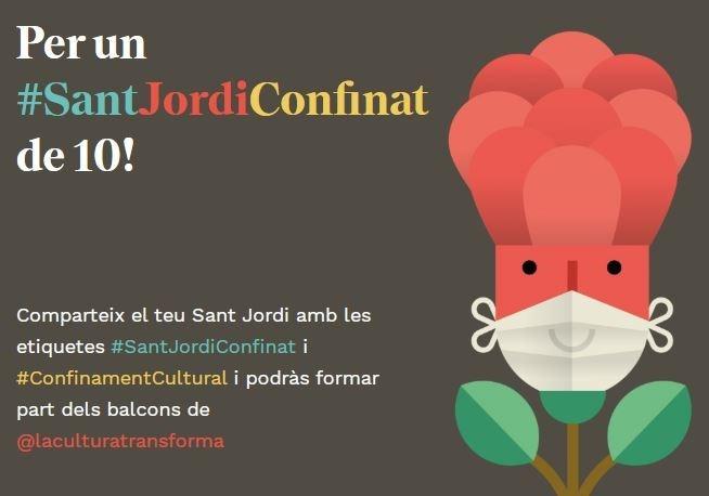 #SantJordiConfinat de la Fundació Carulla