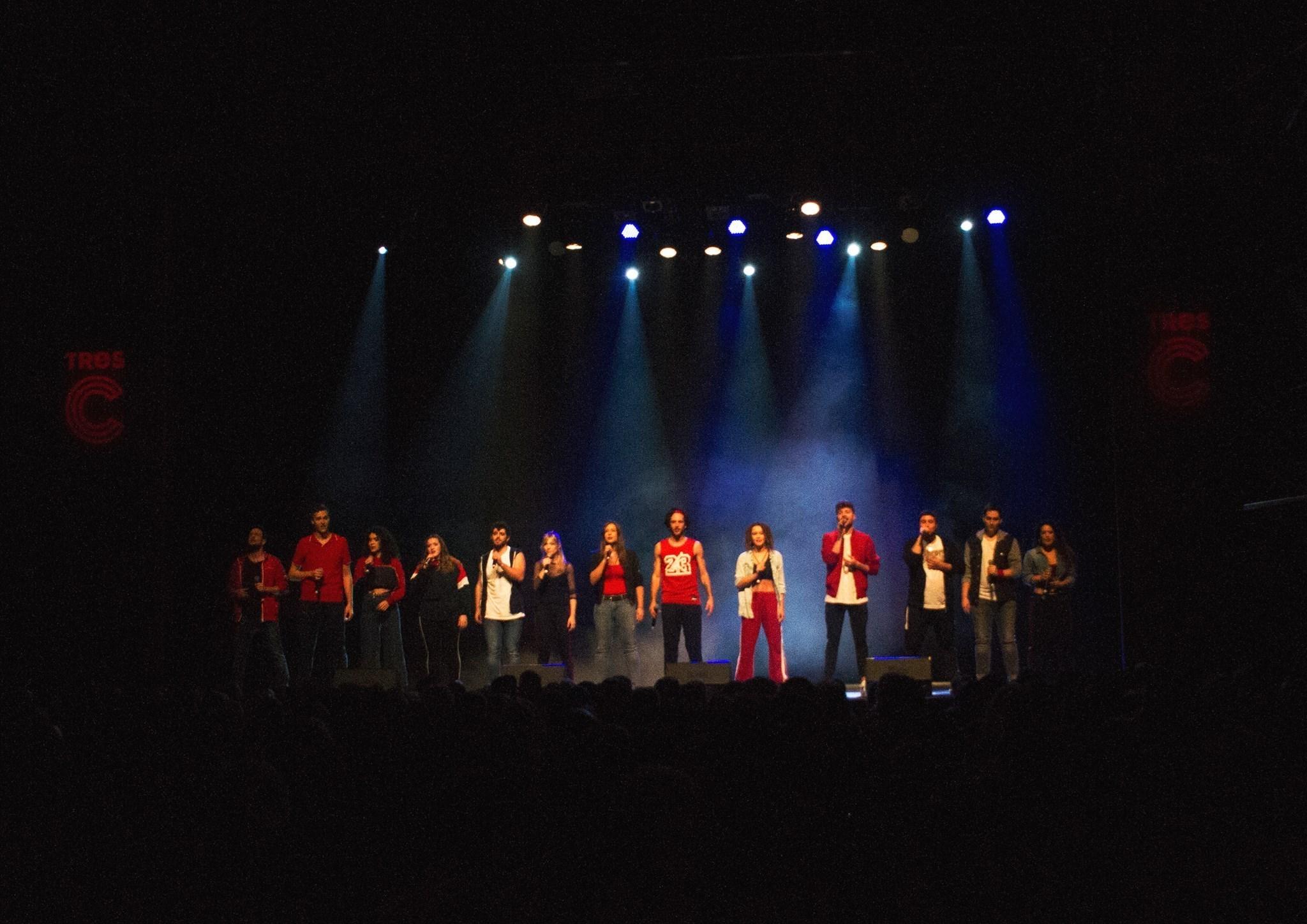 Concert de Nadal amb Broadway a Cappella