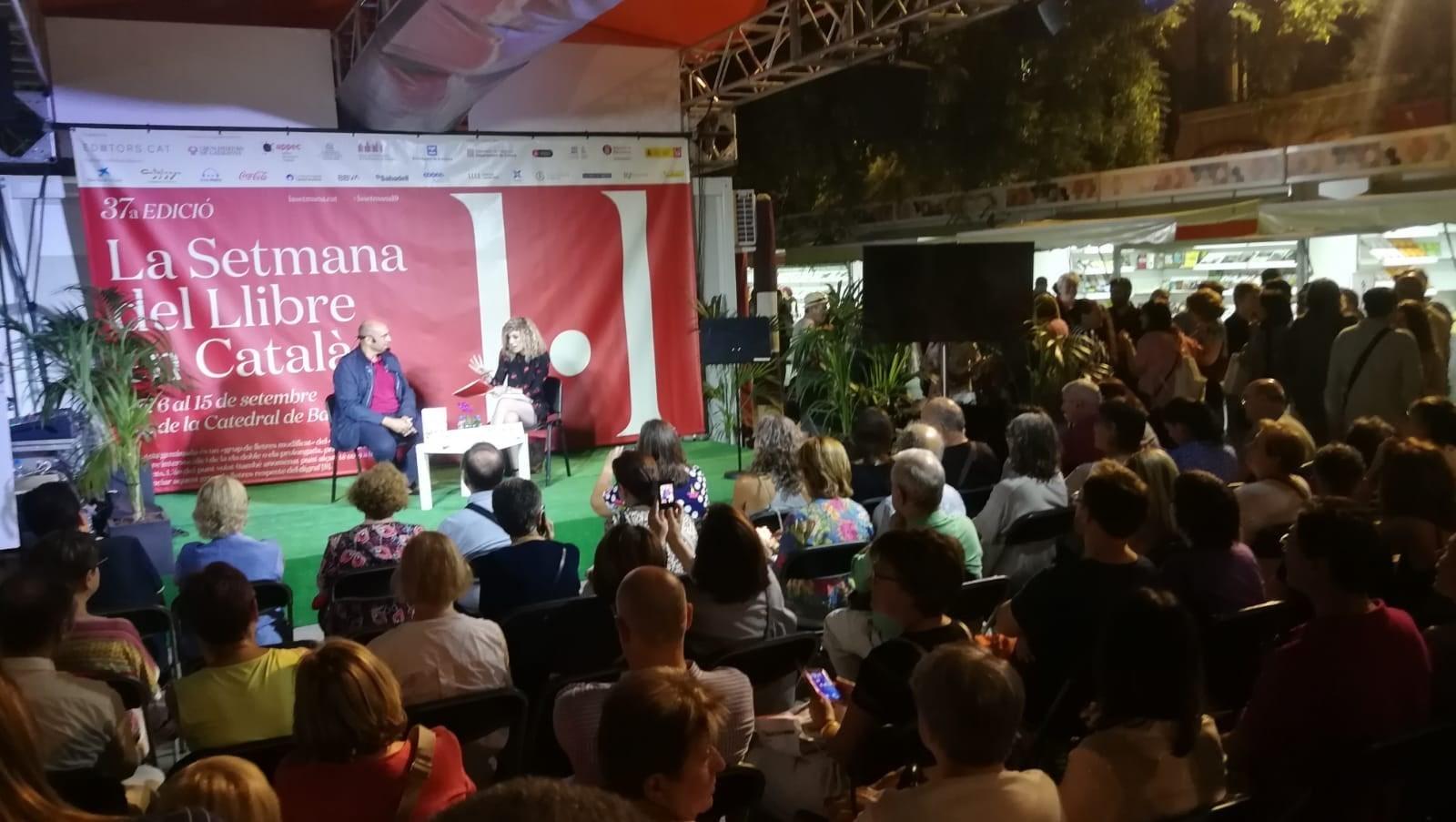 La Nit de la Setmana del Llibre en Català
