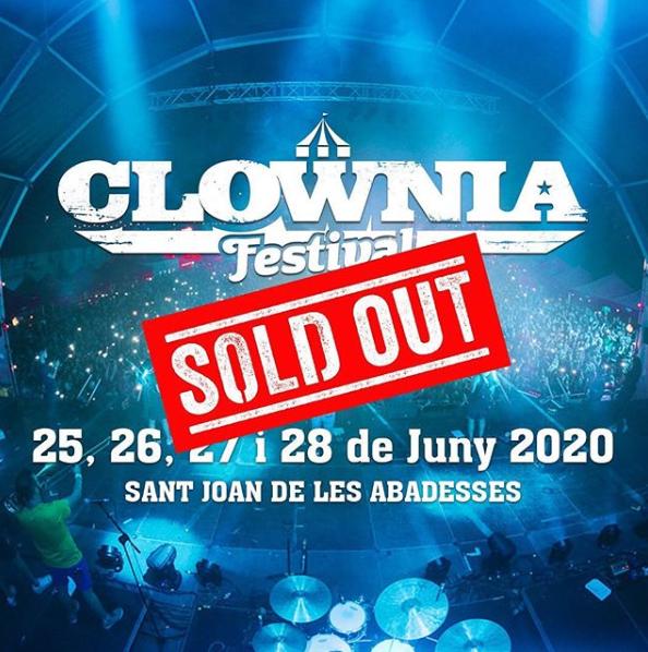 Clownia · Del 26 al 28 de juny