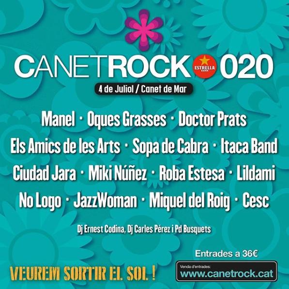 Canet Rock · 4 de juliol