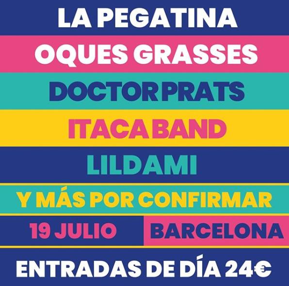 Share Festival · Del 17 al 19 de juliol
