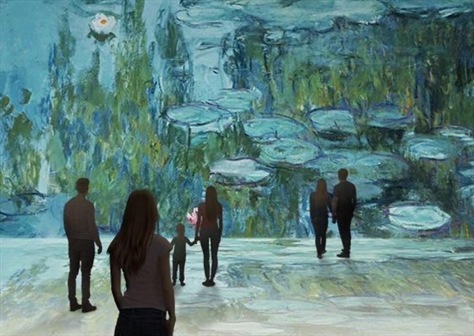 'Monet. L'experiència immersiva'
