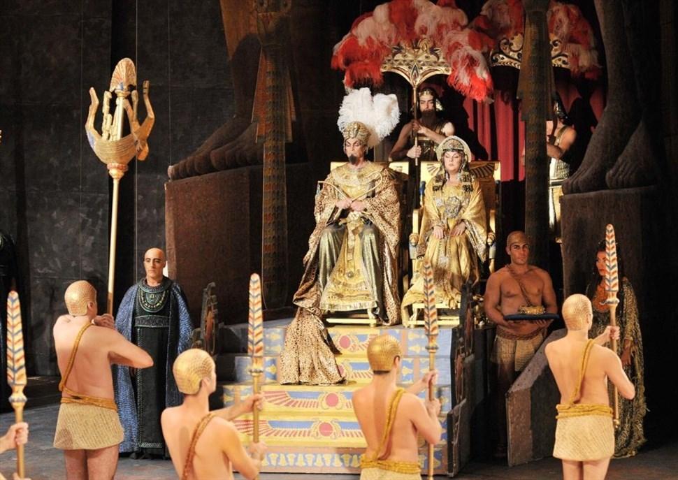'Aida' de Verdi