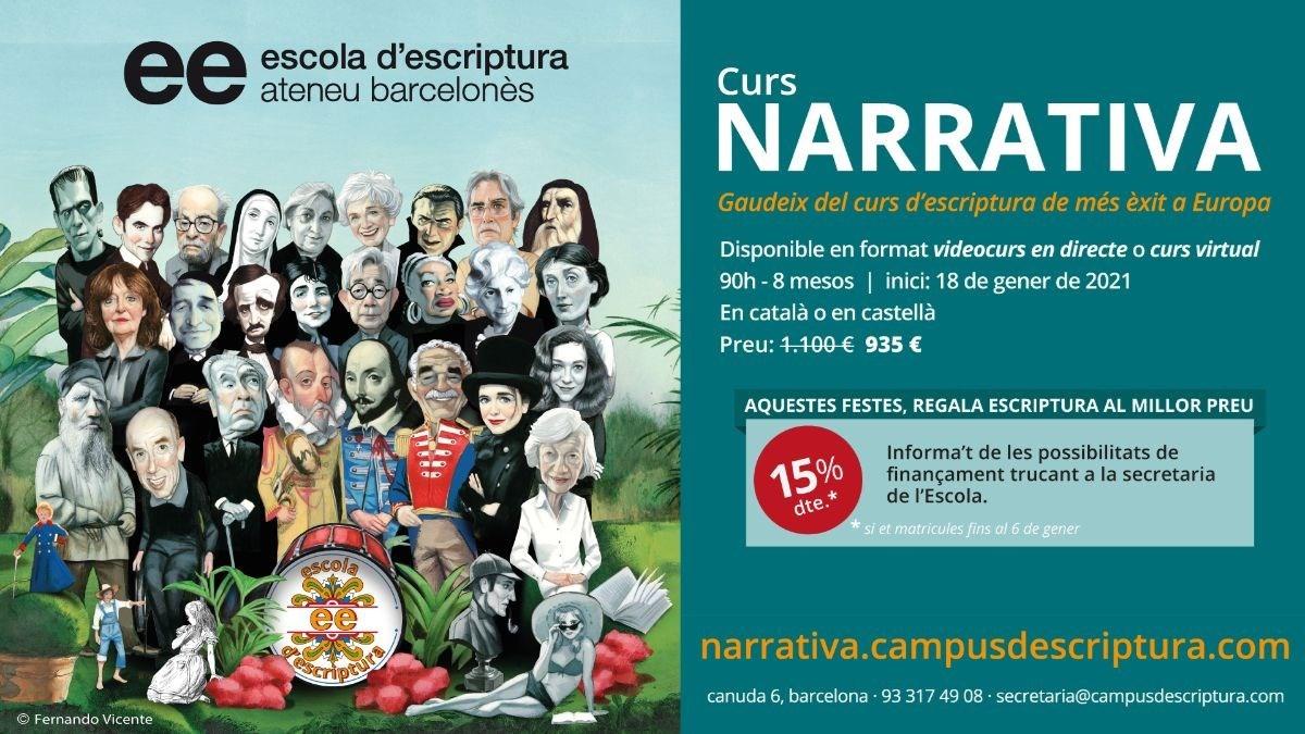 ESCOLA D'ESCRIPTURA ATENEU BARCELONÈS