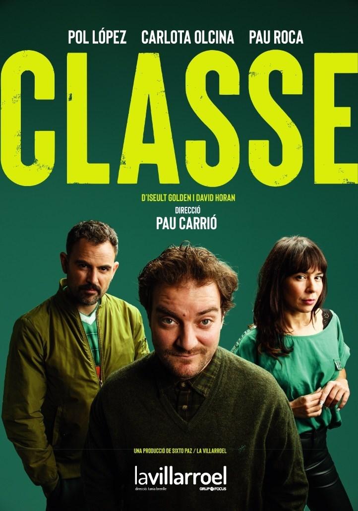 'Classe' · La Villarroel