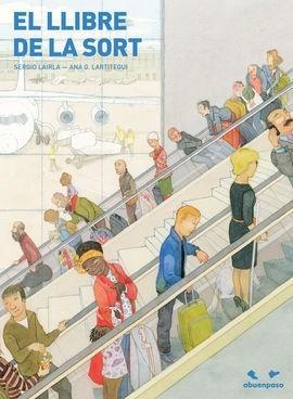 El llibre de la sort · Sergio Lairla