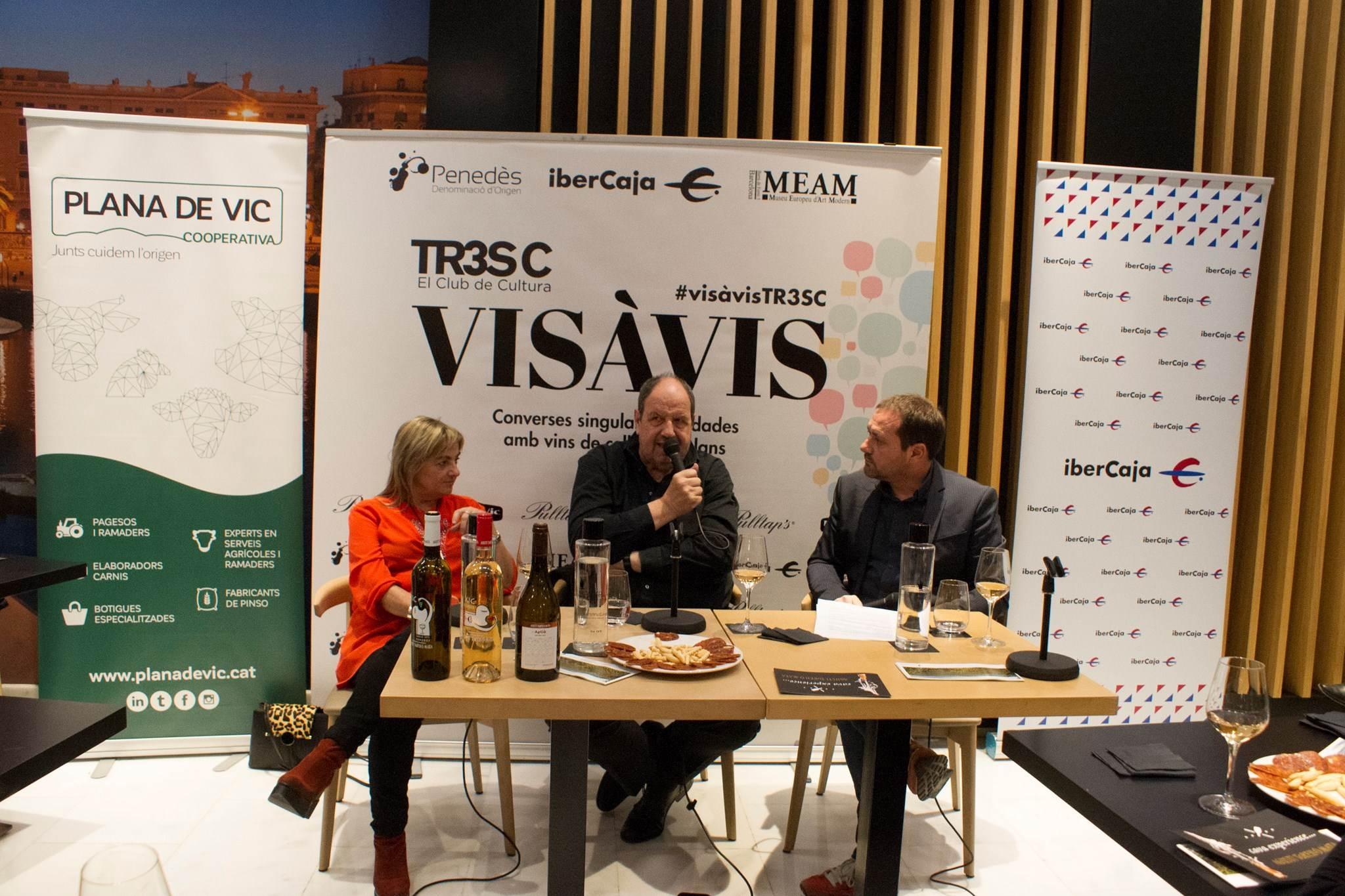 #VisàVis amb Josep Maria Pou i el celler Agustí Torelló Mata