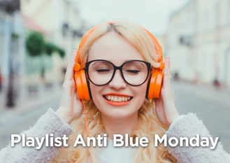 Playlist anti Blue Monday