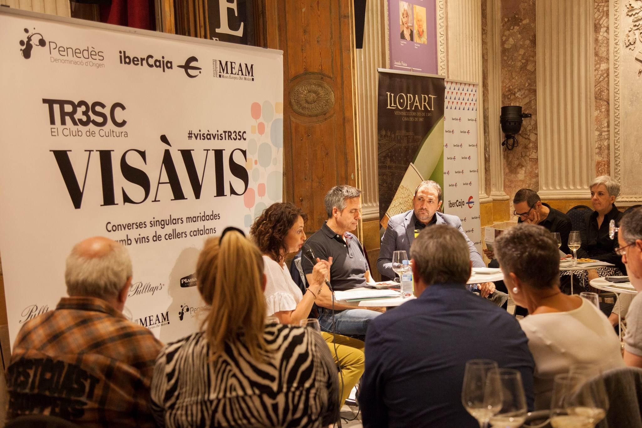 #VisàVis: Ramon Pellicer i el celler Llopart