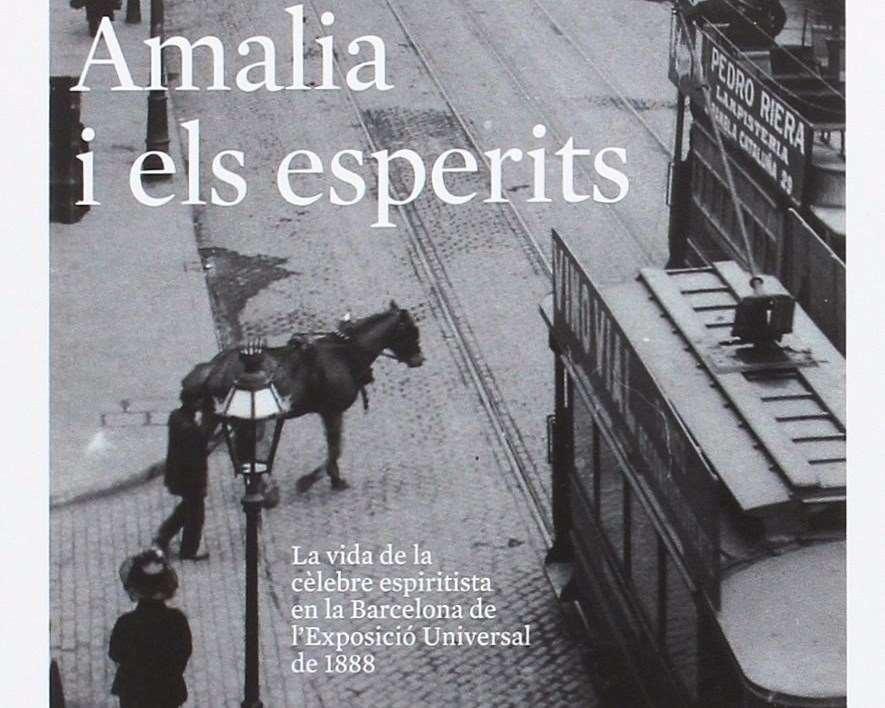 'Amàlia i els esperits' (2017)