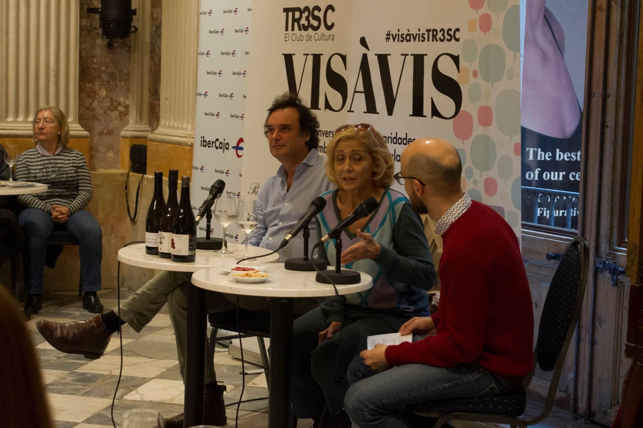 #VisàVis amb Montse Guallar i el celler Finca Viladellops