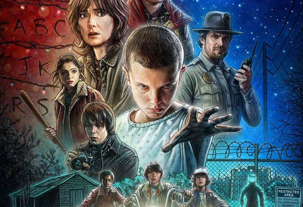 'Stranger Things'