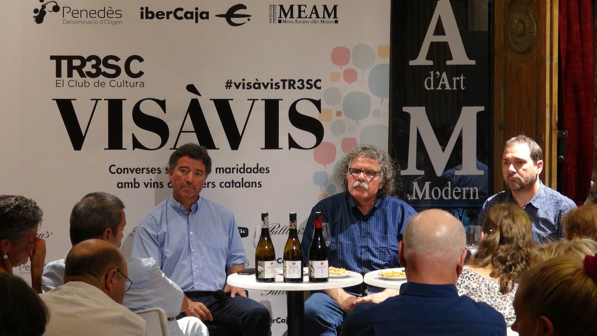 #VisàVis: Joan Tardà i vins Castellroig