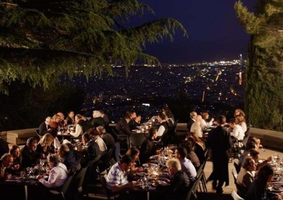 Sopars amb estrelles a l'Observatori Fabra