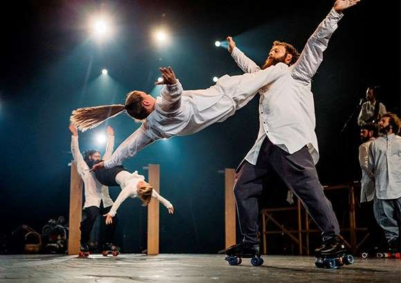 'Tabarnak': Volem més espectacles així