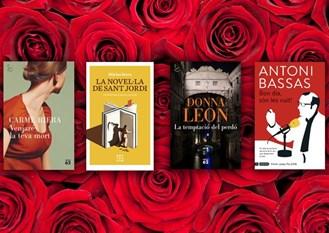 10 novetats editorials per Sant Jordi