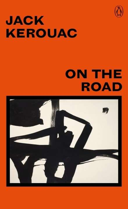 'On the road' · Jack Kerouac