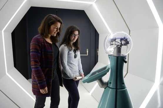 Robots. Els humans i les màquines - CosmoCaixa