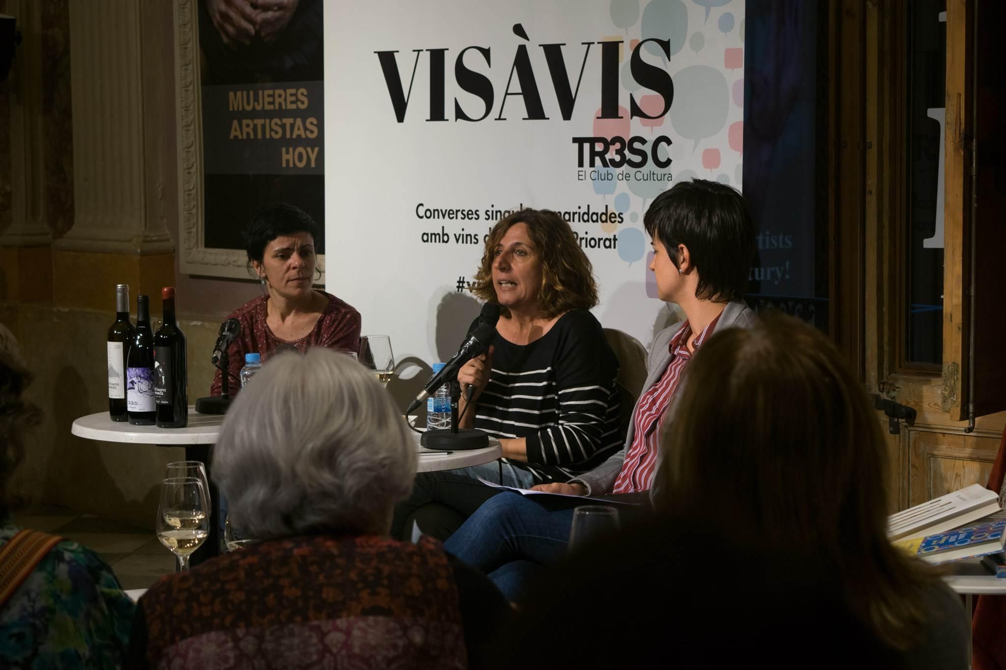 #VisàVisTR3SC amb Sílvia Soler i el celler En Números Vermells