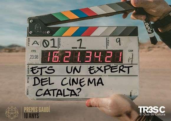 Quiz TR3SC: Ets un expert del cinema català?