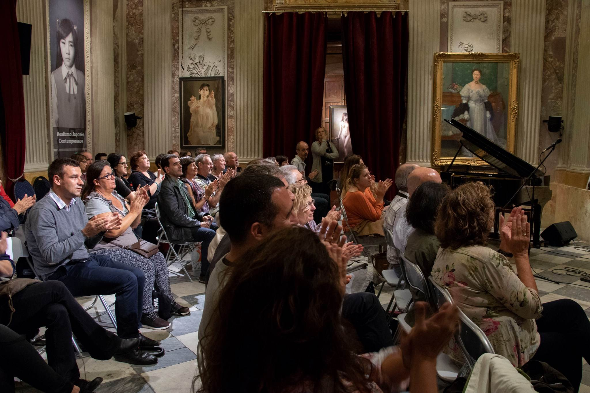 #MésQueMúsica Presentació Músiques Sensibles amb Gemma Humet i Intana