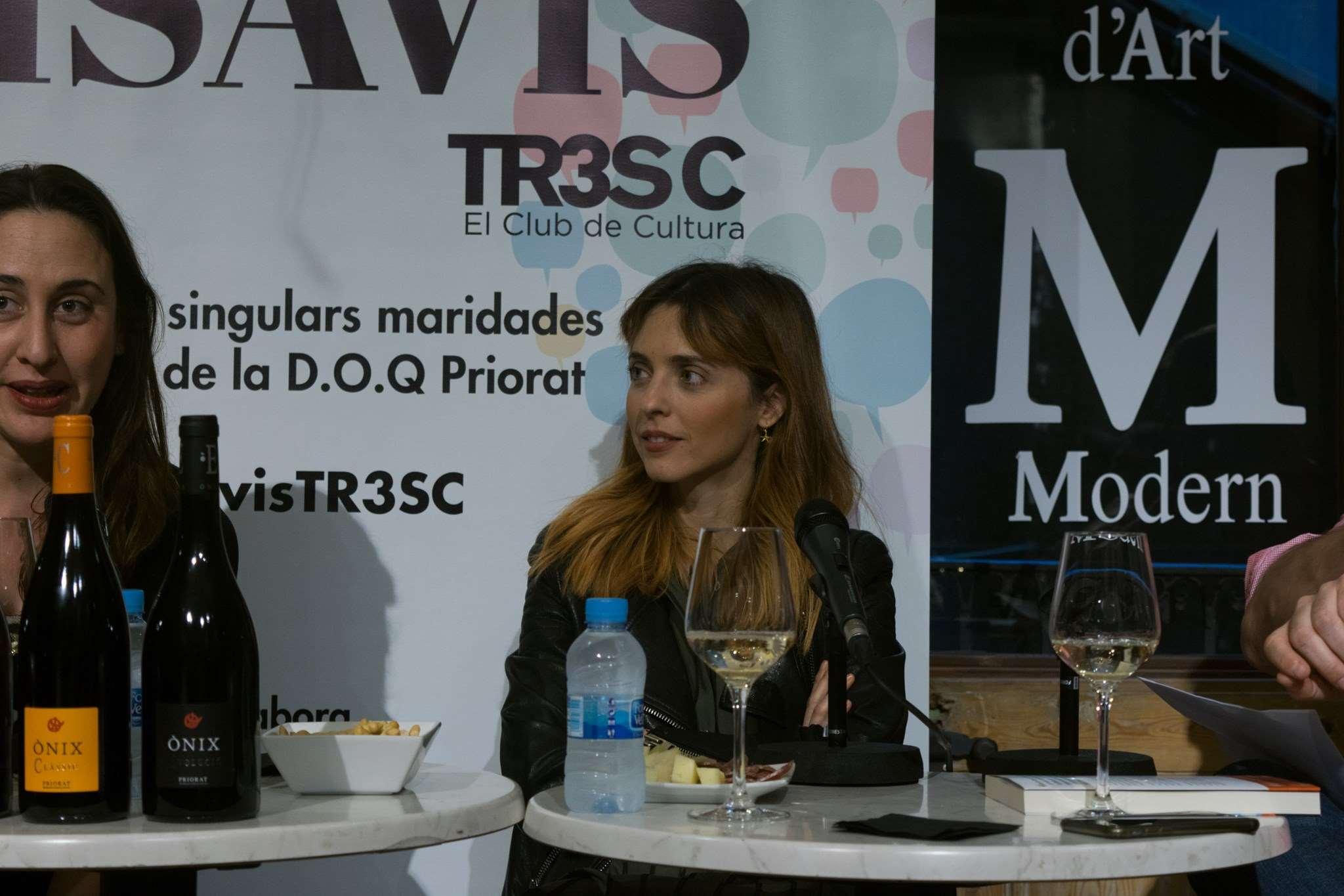Vis à vis TR3SC, dones i cultura, en imatges