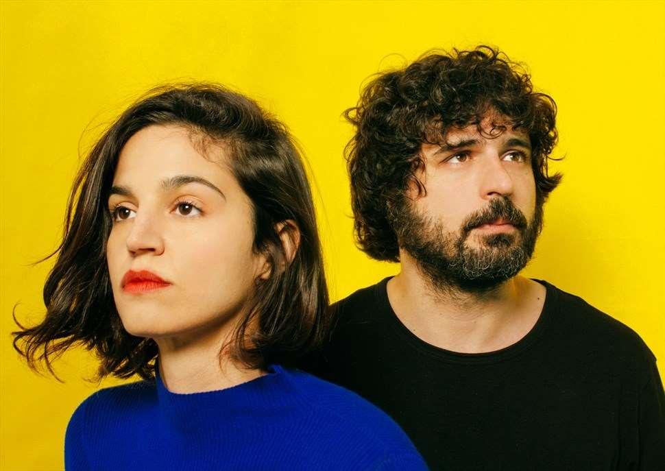 Maria Arnal i Marcel Bagés · Portalblau