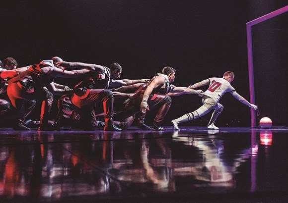 Les claus de 'Messi 10', la nova superproducció de Cirque du Soleil