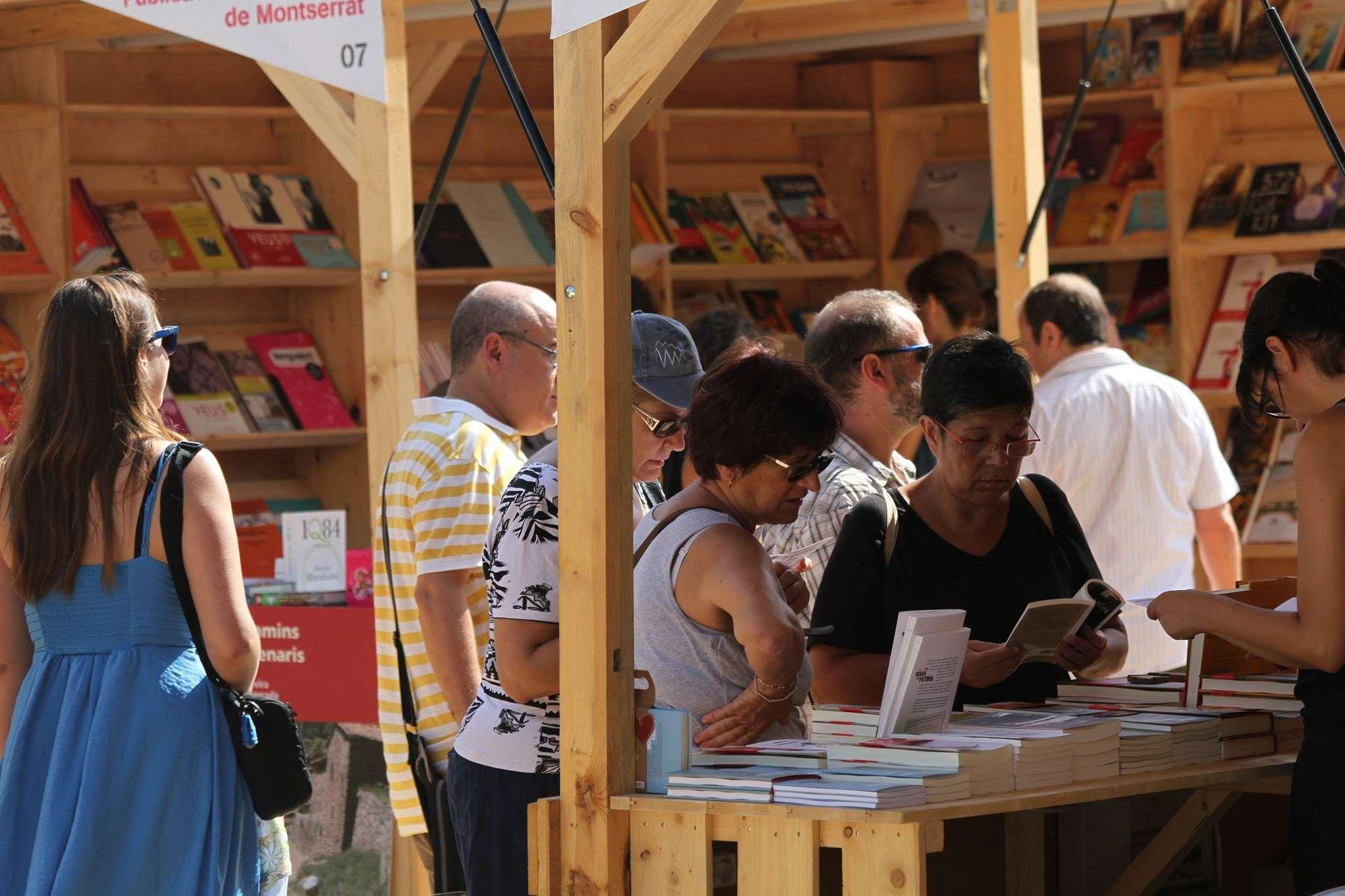 La Setmana del Llibre en Català (Barcelona)