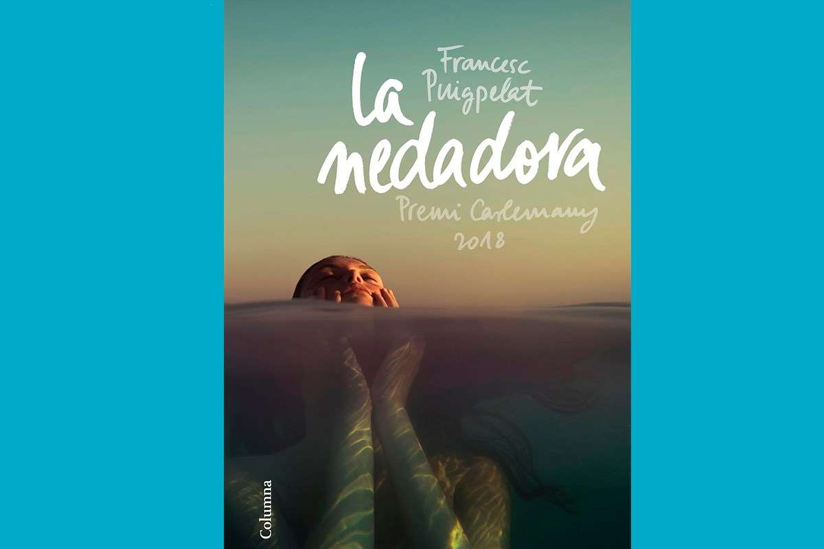 La nedadora de Francesc Puigpelat i Valls (Columna Edicions)