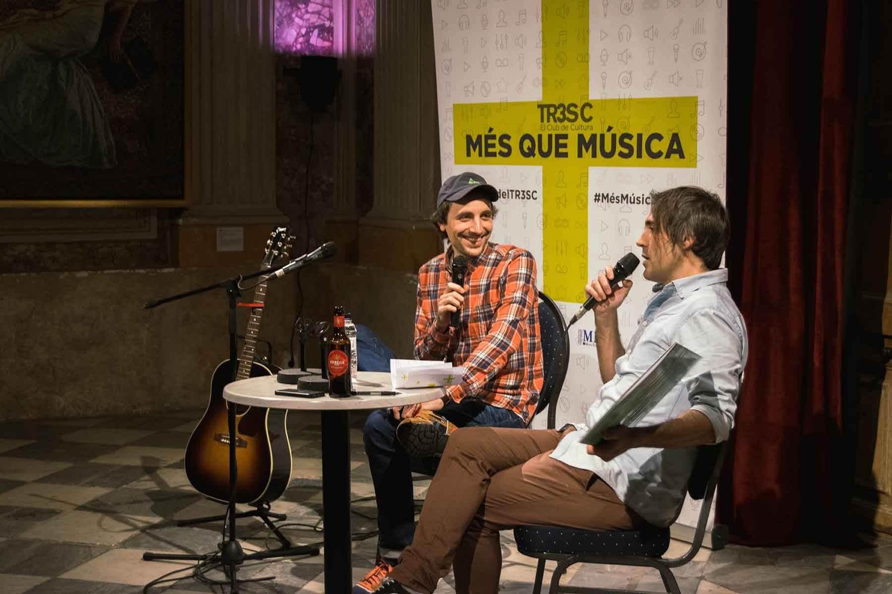 #MésQueMúsica amb Xavier Calvet