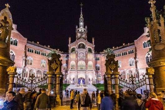 La música del Recinte Modernista Sant Pau