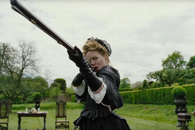 'The Favourite' · Yorgos Lanthimos