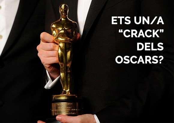 Demostra què saps dels Oscars!