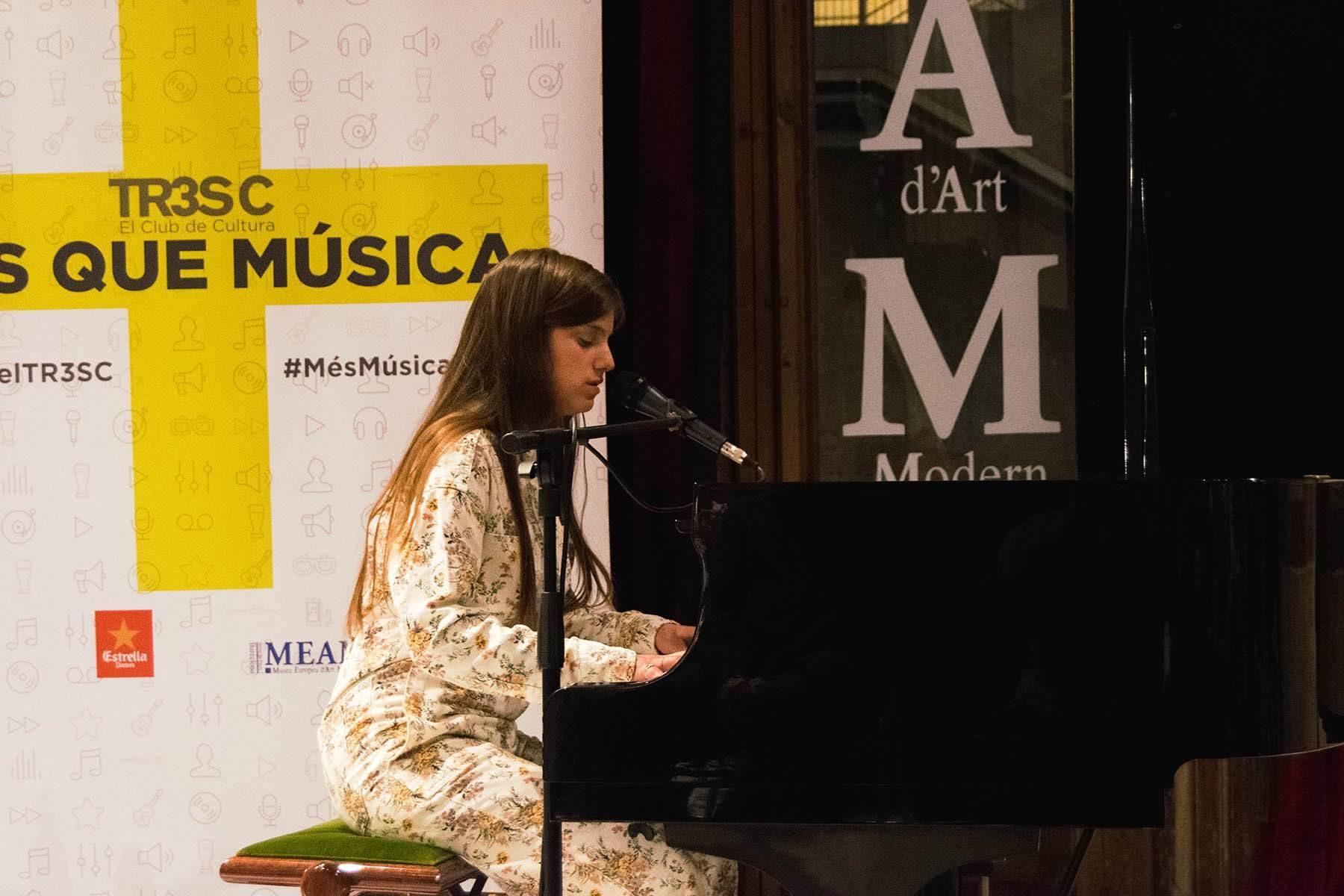 #MésQueMúsica amb Magalí Sare