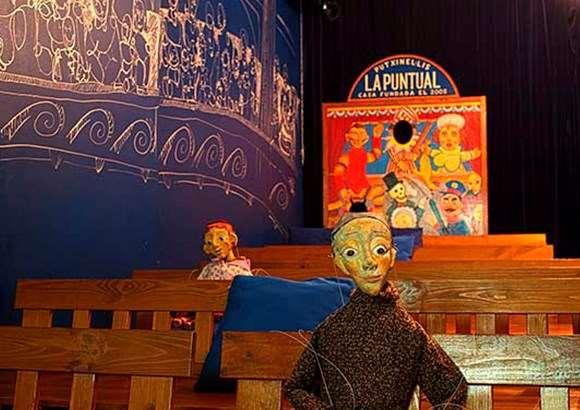 Teatre La Puntual