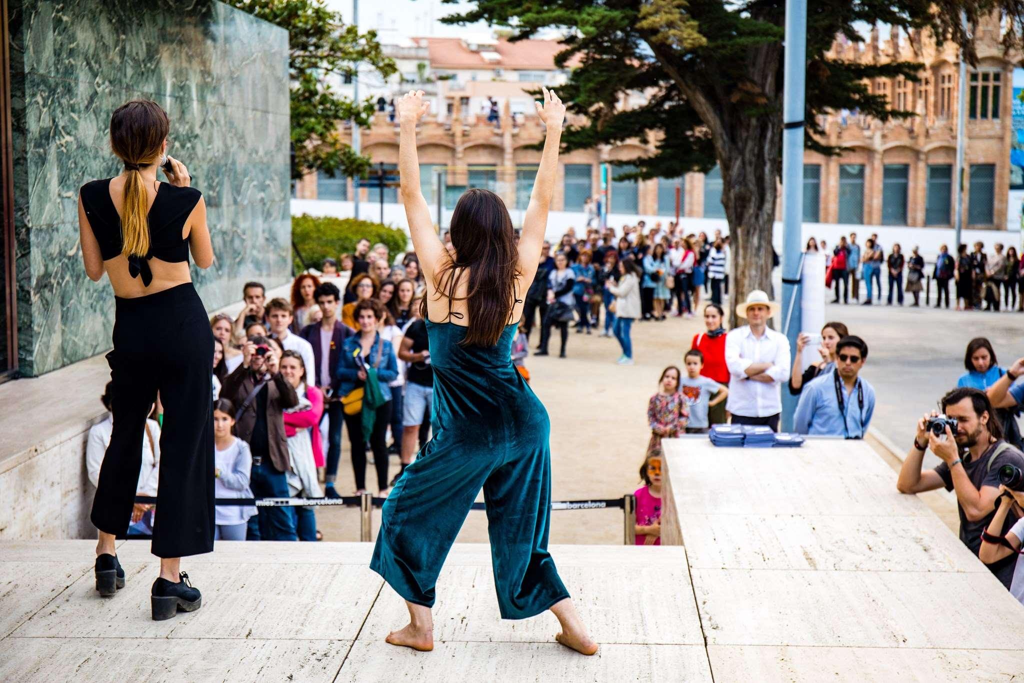Mies van der Rohe i dansa contemporània