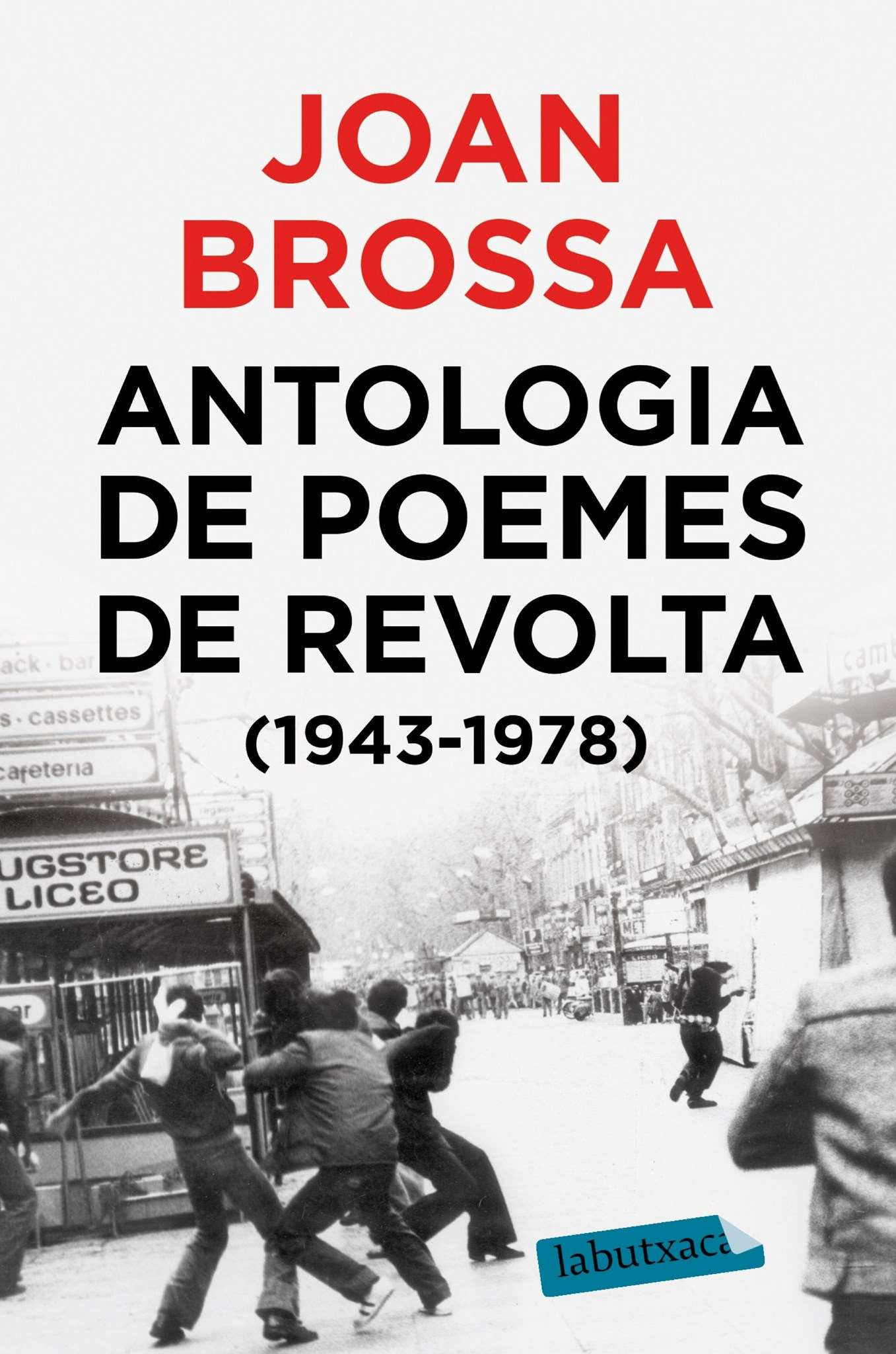 Antologia de poemes revolta