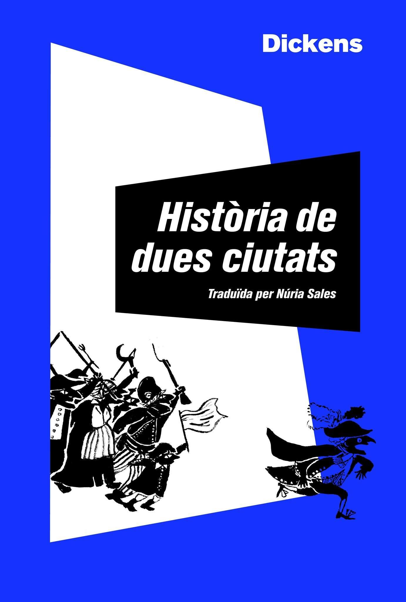 'Història de dues ciutats', de Charles Dickens, per entregues a Club Editor