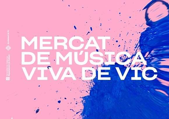 Marc Lloret, director del Mercat de Música Viva de Vic, et descobreix la programació del festival!